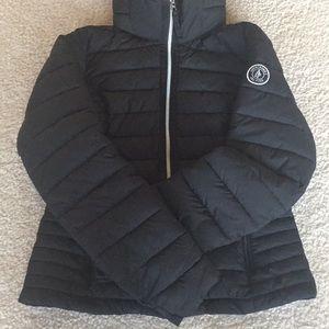 Abercrombie puffer Coat